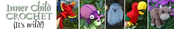 Inner Child Crochet - it's wild!