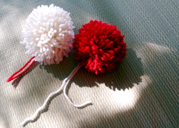 How to Make Pom-Poms by Melissa Mall