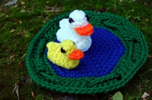 Duck Pond Playset by Melissa Mall