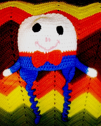 Humpty Dumpty Hat by Lori Stade