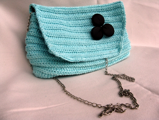 Mint Bag by Vera Grguricin