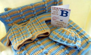 Minnesota Baby Layette by Julia Schwartz