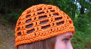 Harvest Festival Hat by Melissa Mall