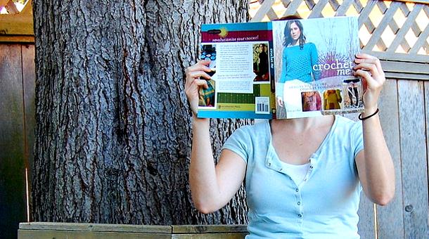 Crochet Me - the book!