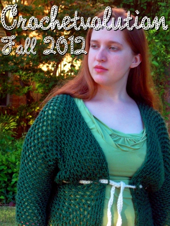 Crochetvolution, Fall 2012