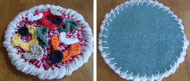 Combining Crochet and Felting by Darleen Hopkins