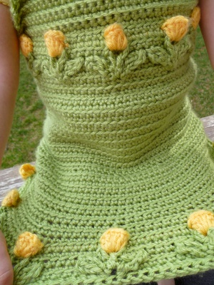 Tulips Aplenty Jumper by Julia Schwartz