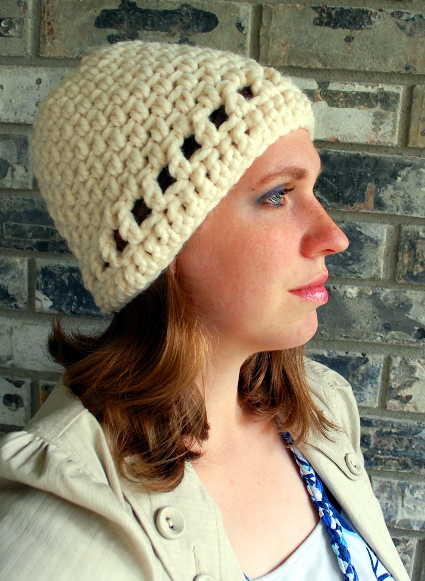 Stratus Hat by Melissa Mall