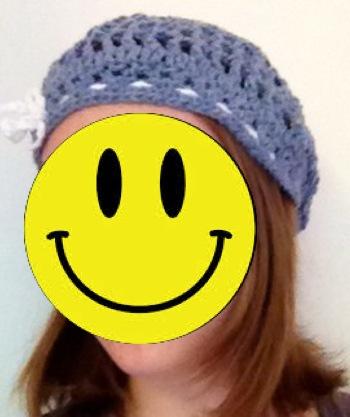 Harriet Hat by Claire G.