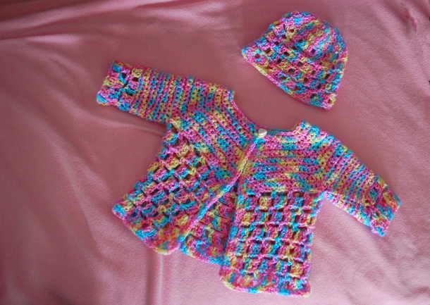Jelly Bean Baby Set by Melissa Mall