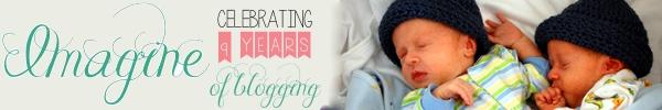 Imagine: celebrating 9 years of blogging