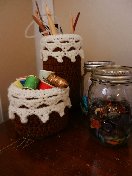 Crafty Containers by Julia Schwartz