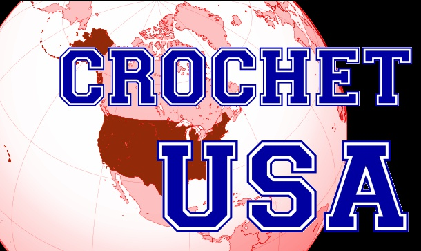 Crochet USA by Melissa Mall