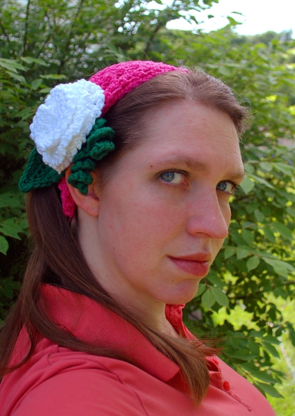 Dahlia Headband by Melissa Mall